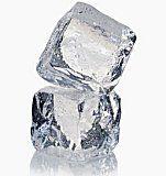 amerikaanse koelkast ijsblokjes