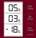 gescheiden thermostaat koelkast