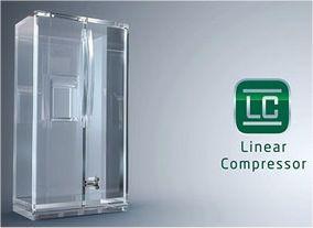LG GSL325NSCV compressor